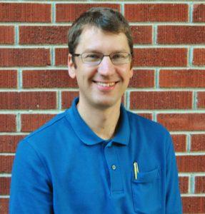 Pastor David Pfeiffer
